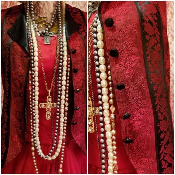 Bustier, Petticoat, Madonna Costume, Burlesque, 8… - image 6