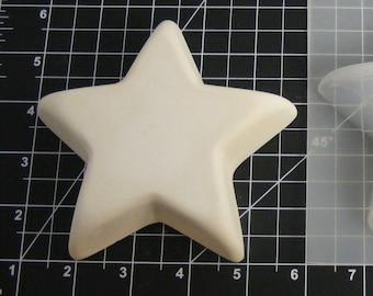 MINI Star Shaped Bath Bomb  Mold