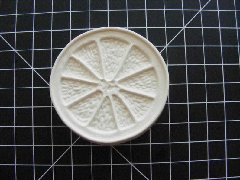 Plastic Mold for Bath Bombs Bath Bomb Mold Resin Mold Plaster Mold Fruit Craft Mold Soap Mold Craft Mold Citrus Slice Mold