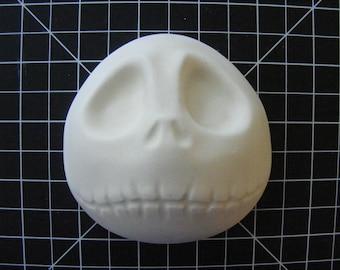 Jack Xmas Mold - Craft Mold   Soap Mold   Resin Mold   Chocolate Mold   Bath Bomb Mold   Treat Mold   Plaster Mold   Halloween Mold   NBC