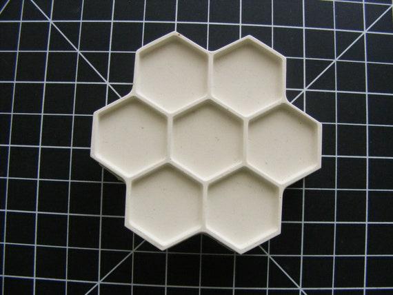 bathbomb mold chocolate mold plastic mold soap mold Honeycombs 1