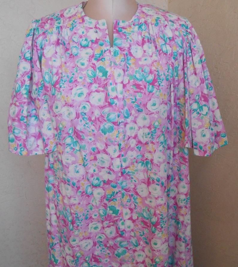 9fbac516bf2 Vintage Robe David Brown for Dillard s Full Length