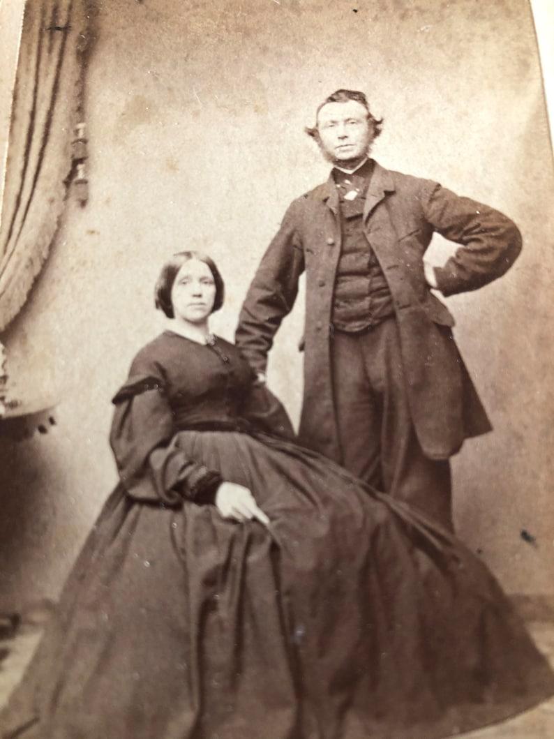 Civil War Era CDV