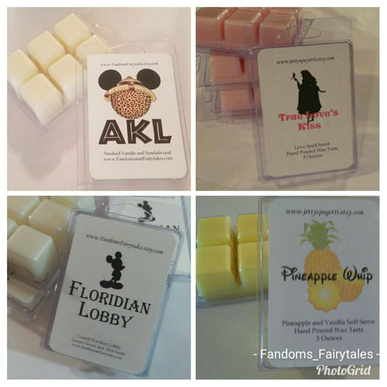 Personalized labels Bulk wax melts Great for Fish extenders! DCL 12 of a single scent