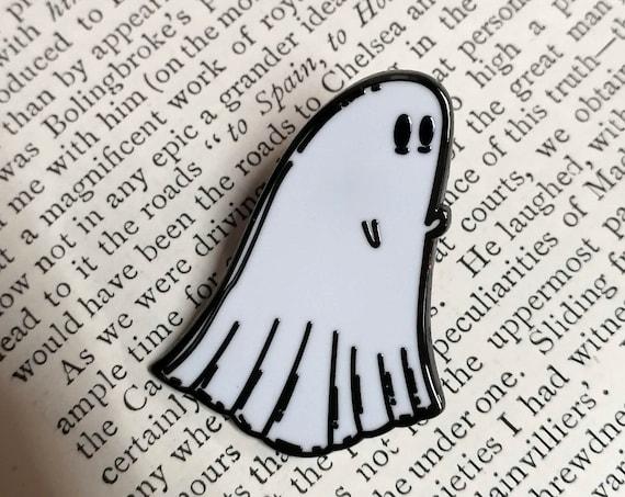 Little Ghost Hard Enamel Pin Badge