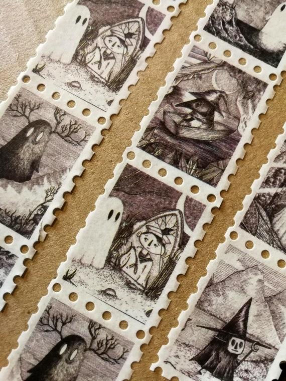 Fragments Stamps Art Washi Tape