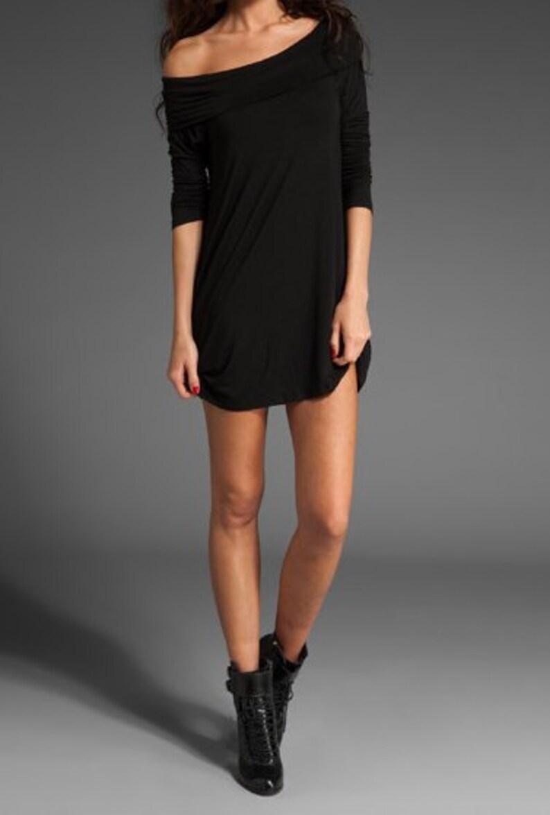 6cd34e8b2d6c3d KLEINE zwarte jurk zwarte jurken nacht uit jurk uit de
