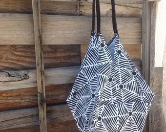 The Bohemian- Tote Bag-  Beach Bag