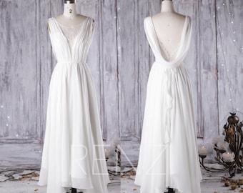Boho Beach Wedding Dress Etsy,Plus Size Older Bride Wedding Dresses