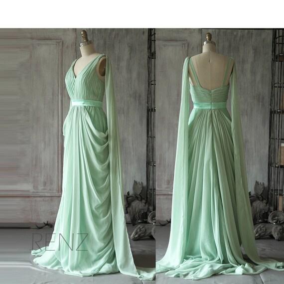 Mint Wedding Dress