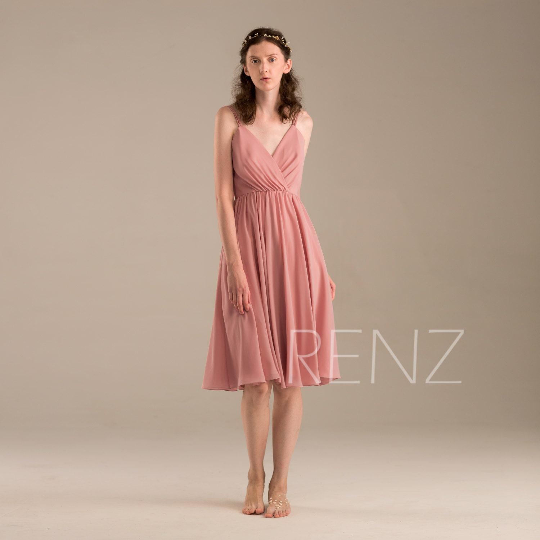 34eb413e809 Short Chiffon Bridesmaid Dresses - Gomes Weine AG