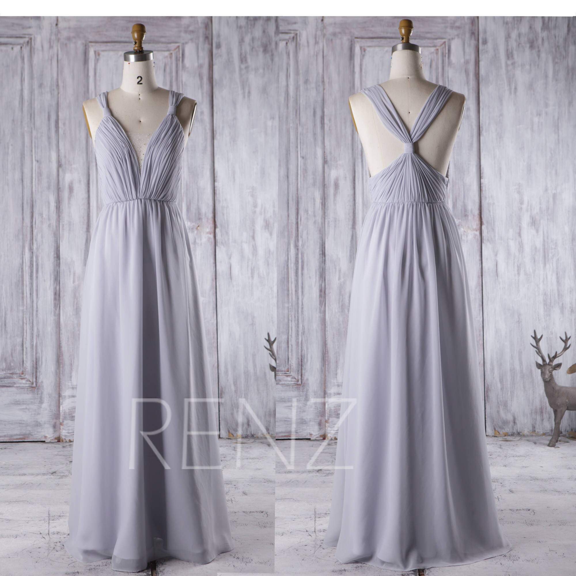 828d1d3b093 Light Gray Wedding Dresses