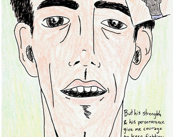 Speak Up: David Wojnarowicz - Comic about New York Artist and Activist