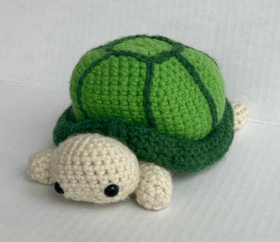 Pattern: Amigurumi Turtle - All About Ami | 494x570