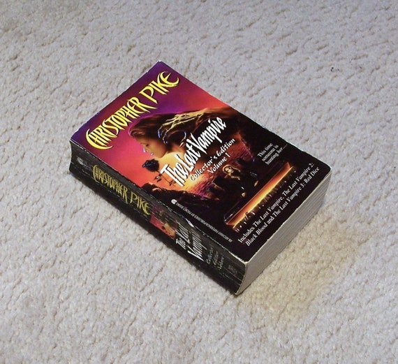 Christopher Pike Books You Choose Which Ones Etsy