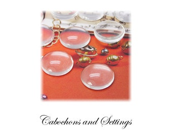 Cabochons And Settings
