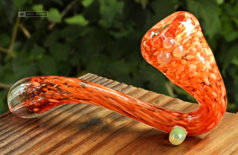 Glass Smoking Bowl Pink Pipes Tobacco Pipe Girly Pipes Glass Pipes Kind Glass Sherlock Pipes Glass Smoking Pipe Cute Pipes