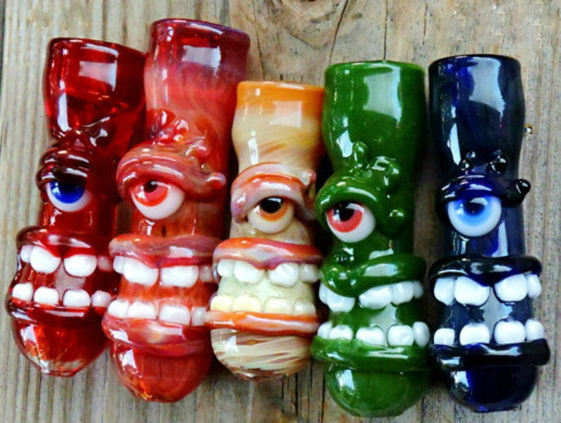 Pipes for Smoking Glass Smoking Bowl Tobacco Pipe Unique Glass Pipes Glass Smoking Pipe Girly Glass Pipes Glass Chillum Pipes