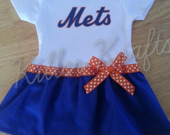 reputable site 5ff40 c74aa New york mets outfit | Etsy