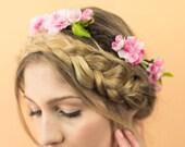 Cherry Blossom Crown