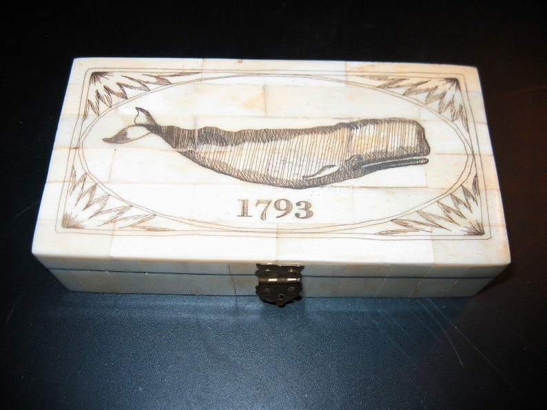 """/""""The Brunswick/""""  and Admiral /""""Howe/""""  museum Quality! fabulous-scrimshaw"""