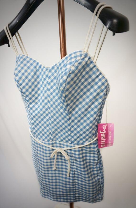 1960's Deadstock Jantzen Swimsuit one piece - image 3