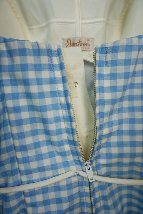 1960's Deadstock Jantzen Swimsuit one piece - image 6