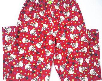 Kids Grinch Pajamas Etsy