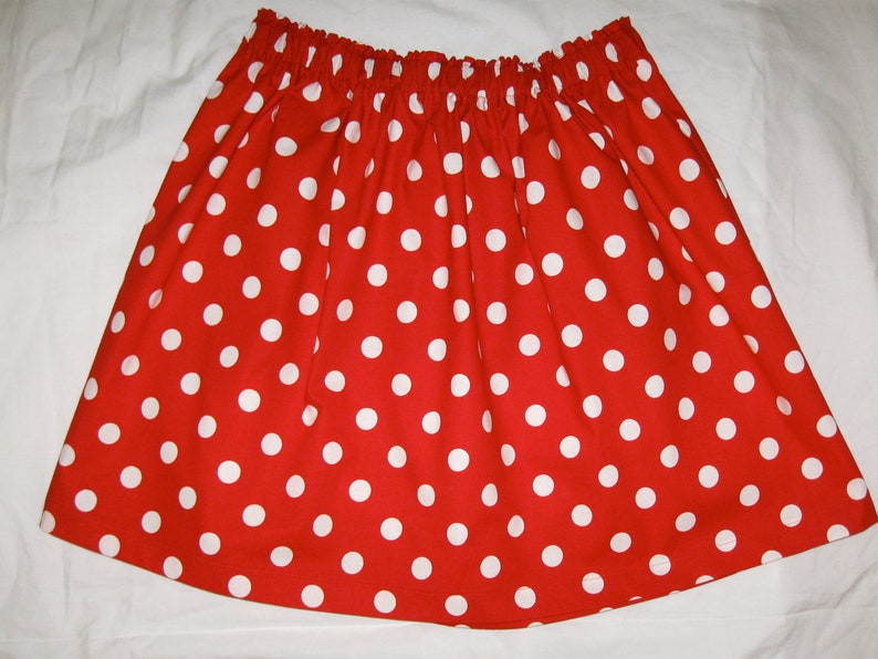 Minnie Mouse Ladies Women\'s Adult Plus Size Skirt Size | Etsy