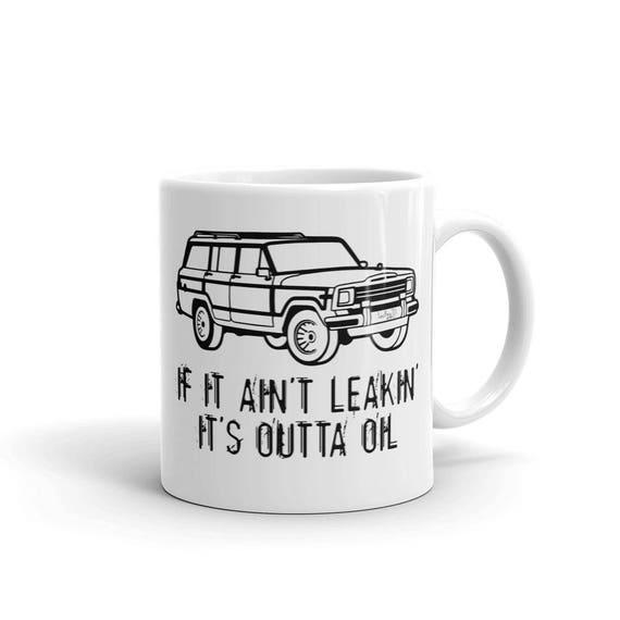 voller gr e jeep tasse kaffee tasse tee lecken l lustige etsy. Black Bedroom Furniture Sets. Home Design Ideas