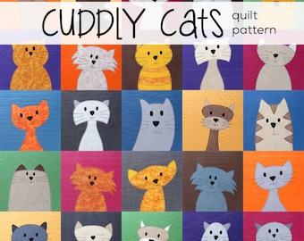 Puppy Dog Quilt Applique Pattern Pdf Etsy