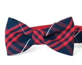 Crew LaLa™ Town and Country Bow Tie Dog Collar