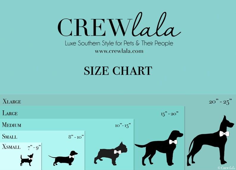 Crew LaLa\u2122 Buffalo Plaid Dog Collar