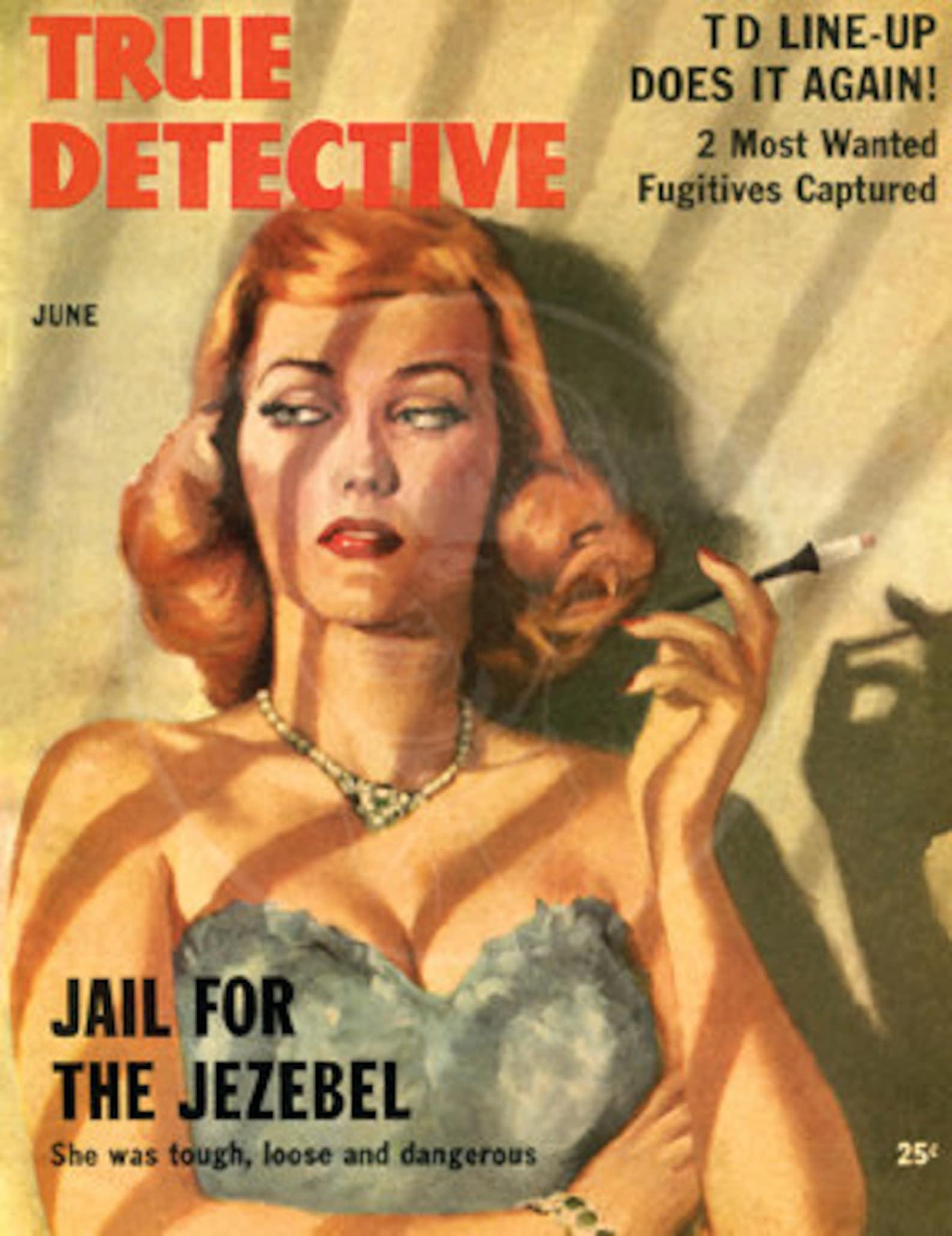 True Detective - June 2021 - Free Download PDF Magazines
