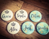 Sophia Designs Beautiful badges name badges for boys and girls