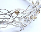 Sterling Silver Tiara by Arcturus Jewellery