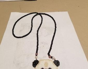 Panda Bear Pendant