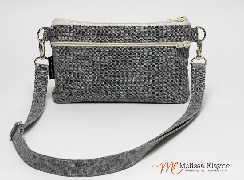 a575dec0486 Medium Crossbody Bag, iPhone 8 Plus Purse, Crossover Bag