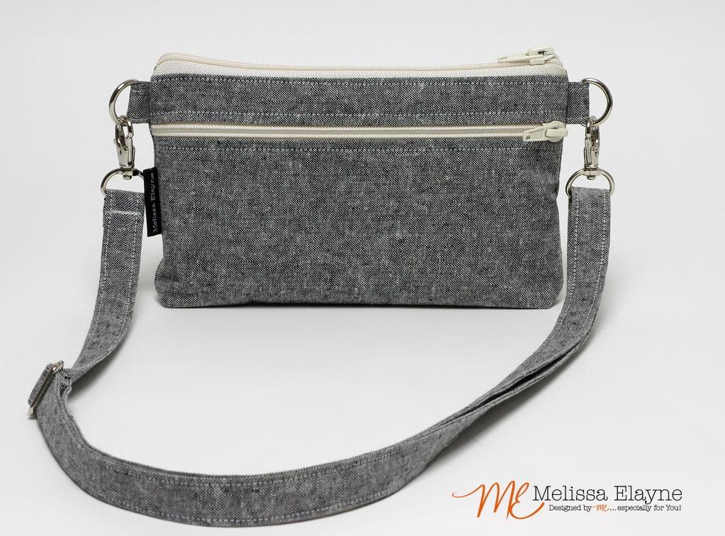 a22189051efc Medium Crossbody Bag iPhone 8 Plus Purse Crossover Bag