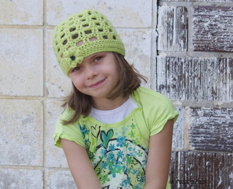 Spring Beanie Crochet Baby Hat Girls Crochet Beanie Crocheted Beanie Fall Winter Or Summer Beanie