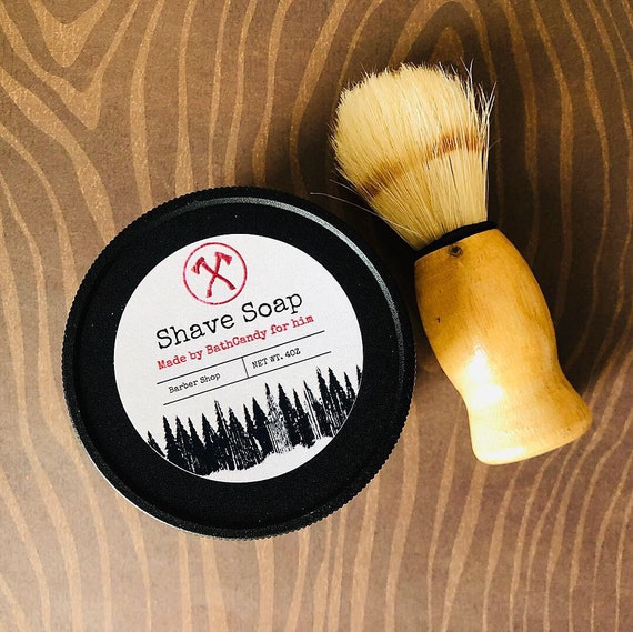 Mens Shave Soap