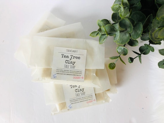 Tea Tree and Clay Face Soap