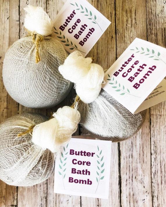 Butter Core Bath Bomb