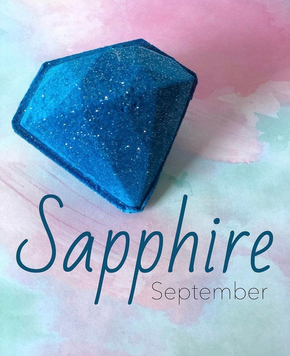 Birthstone Bath Bomb