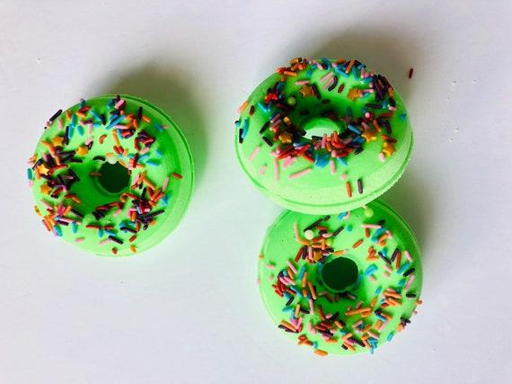 Yummy donut bath bomb