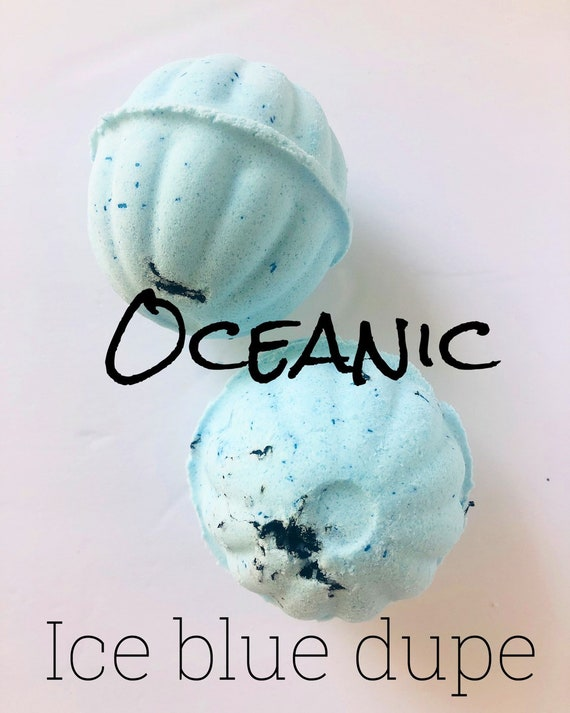 Oceanic Bath Bomb