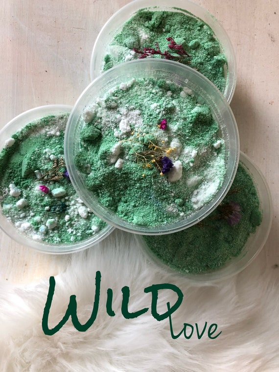 Bath Bomb Dust 8oz