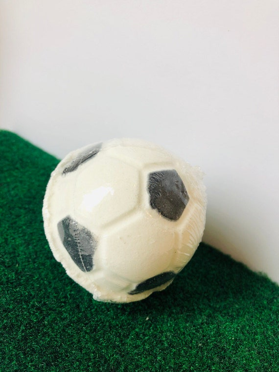Soccer Ball bath Bomb