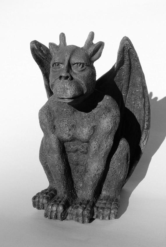 Gargoyle No 4 latex  Mould Mold