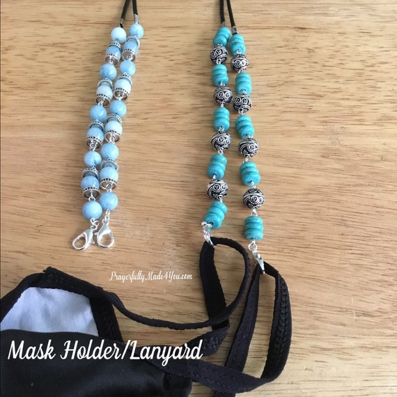 Face Mask Holder, Mask Lanyard, Face Mask Accessory